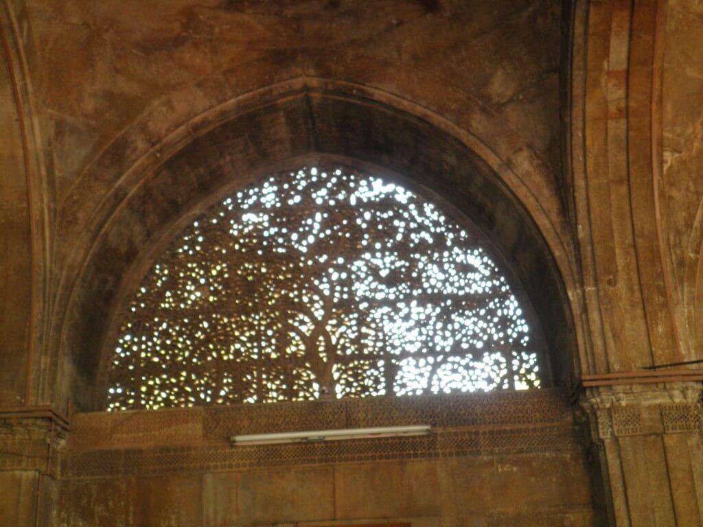 モスク 彫刻 アフマダバード