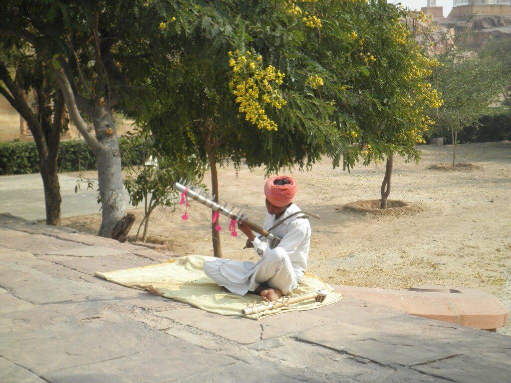インド人 楽器