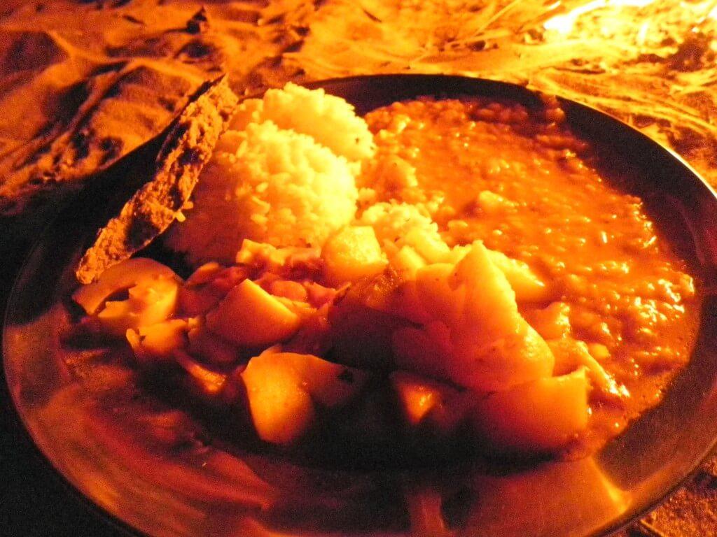 キャメルサファリ インド カレー