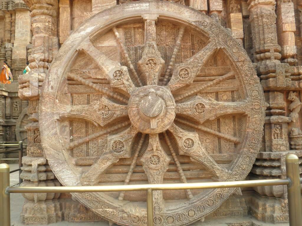 コナーラク スーリヤ寺院 世界遺産