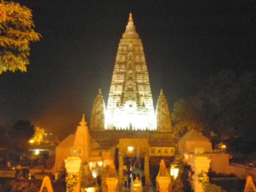 マハボディ ブッダガヤの大菩提寺
