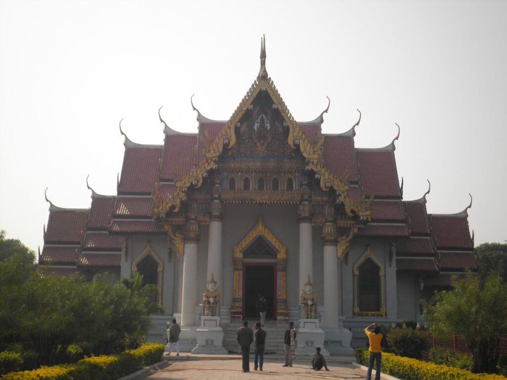 ブッダガヤ タイ寺