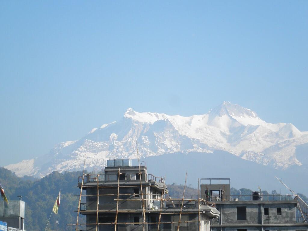ポカラ ネパール アンナプルナトレッキング