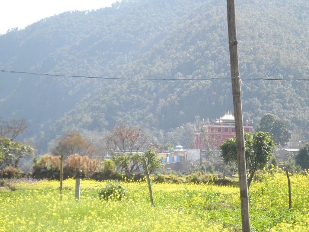 ポカラ チベット難民キャンプ