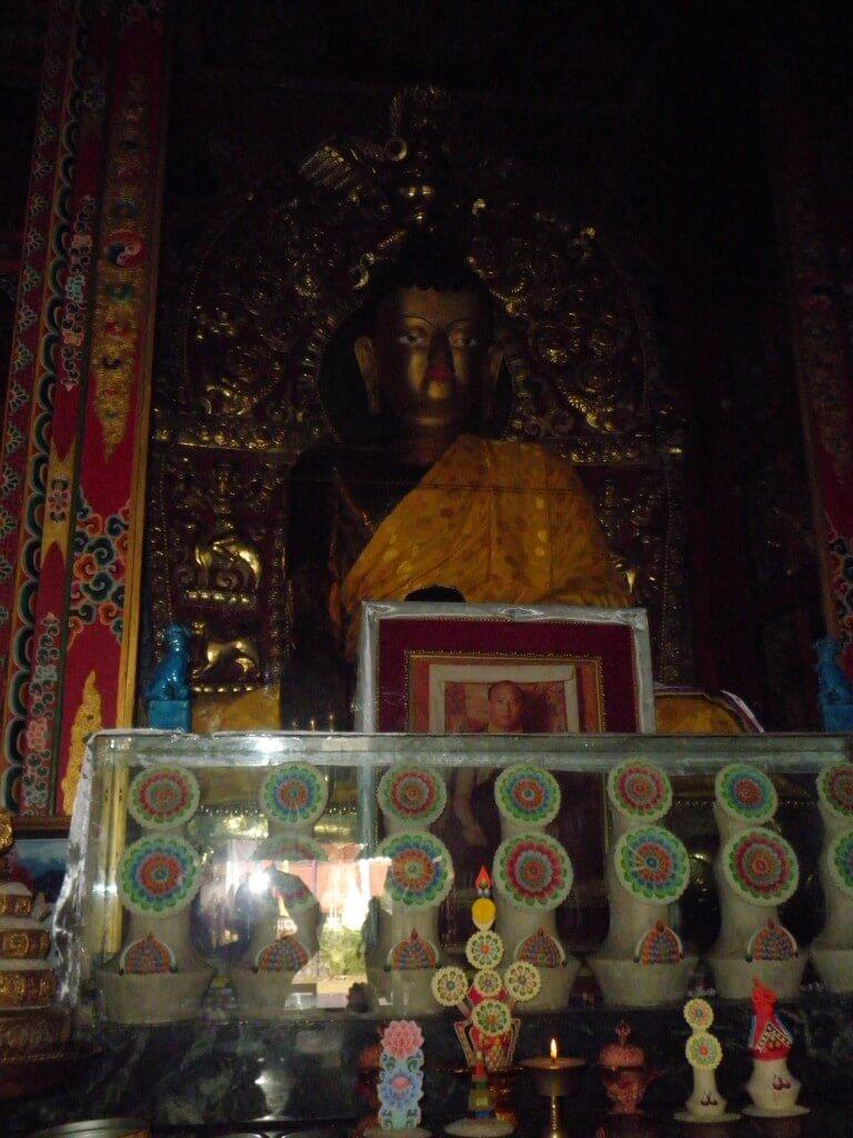 ポカラ チベット寺