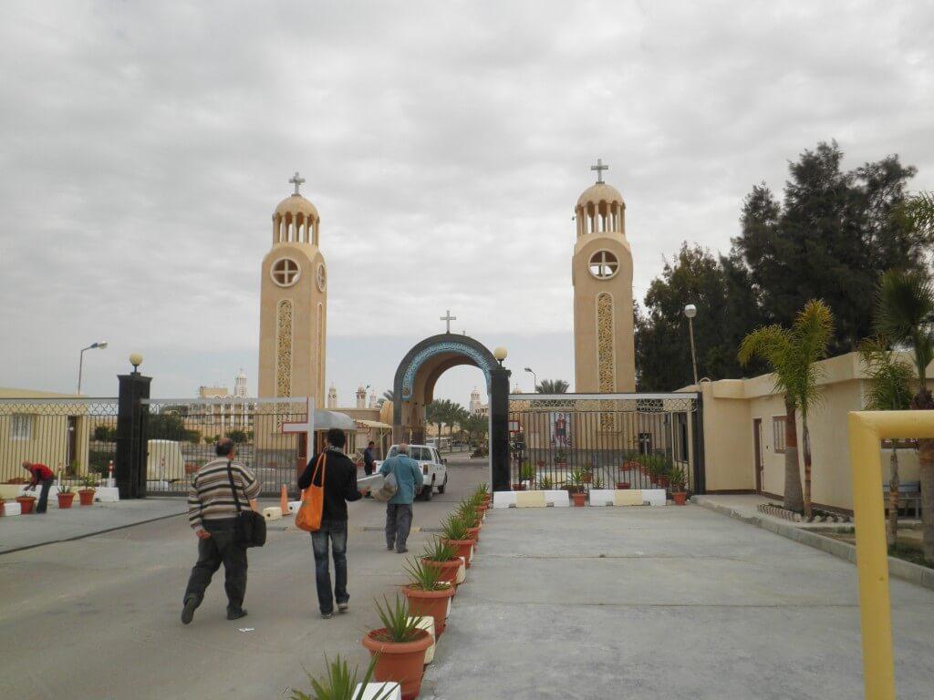 アブ・ミーナ修道院 アレクサンドリア近郊
