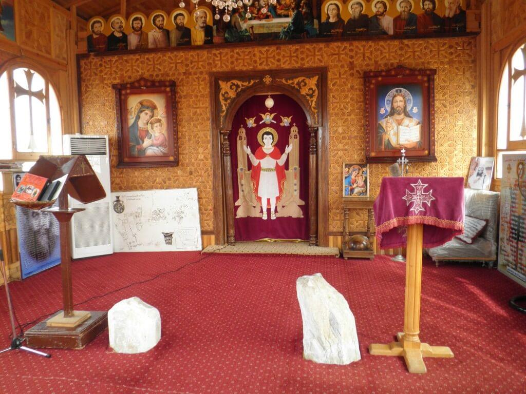 「アブ・ミーナ」(アブ・メナ)(abu mena) コプト教