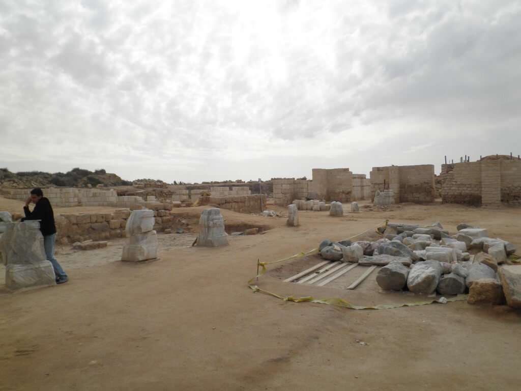 「アブ・ミーナ」(アブ・メナ)(abu mena) 世界遺産 アレクサンドリア近郊