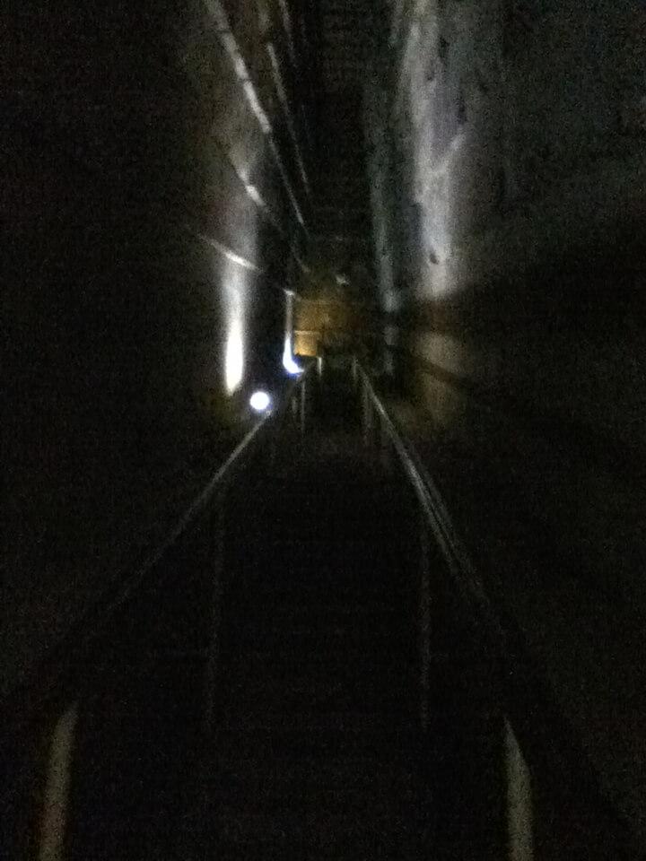 クフ王のピラミッド内部 見学 ギザ