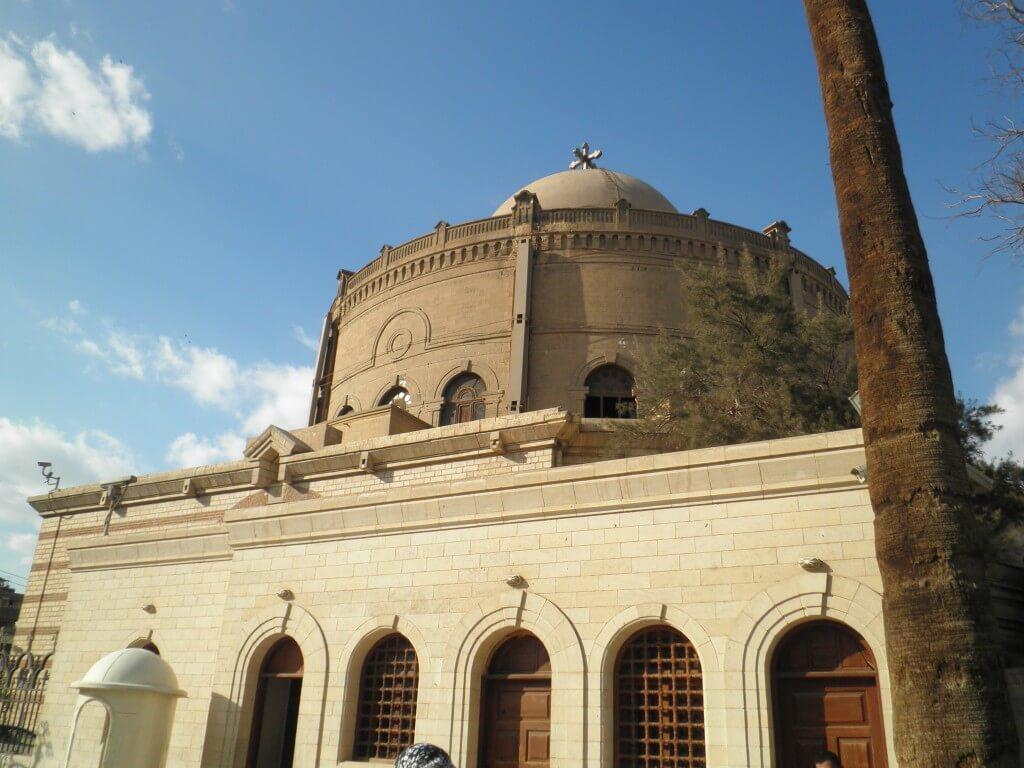 オールドカイロ 聖ジョージ修道院