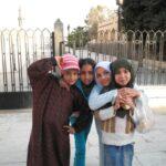 今日の美女 エジプトカイロの子供達