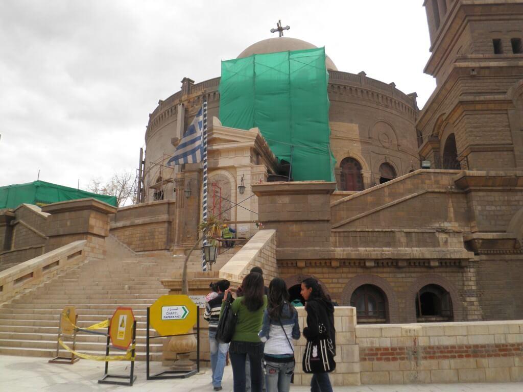 聖ジョージ修道院 オールドカイロ