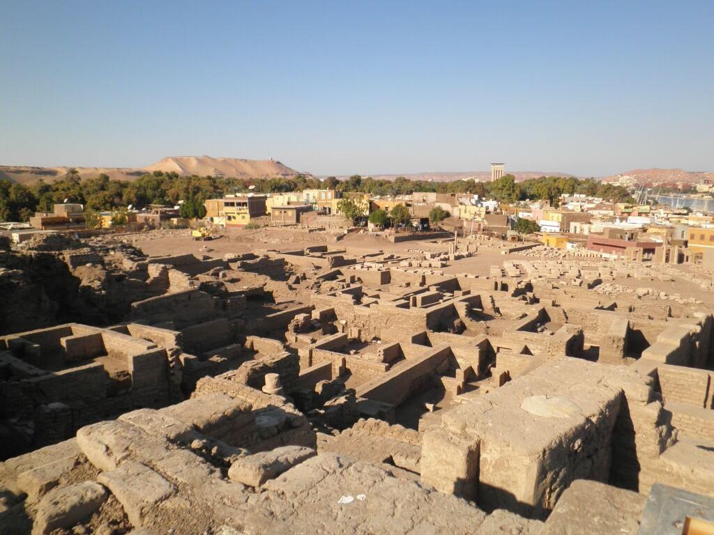 ヌビア神殿 アスワン