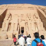 アブシンベル神殿の観光で初めて行く人が絶対に知っておきたいツアー内容とアスワンの街の情報まとめ