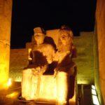 ルクソールにきたら絶対に行くべき満月のルクソール神殿のライトアップとカルナック神殿を紹介するよ