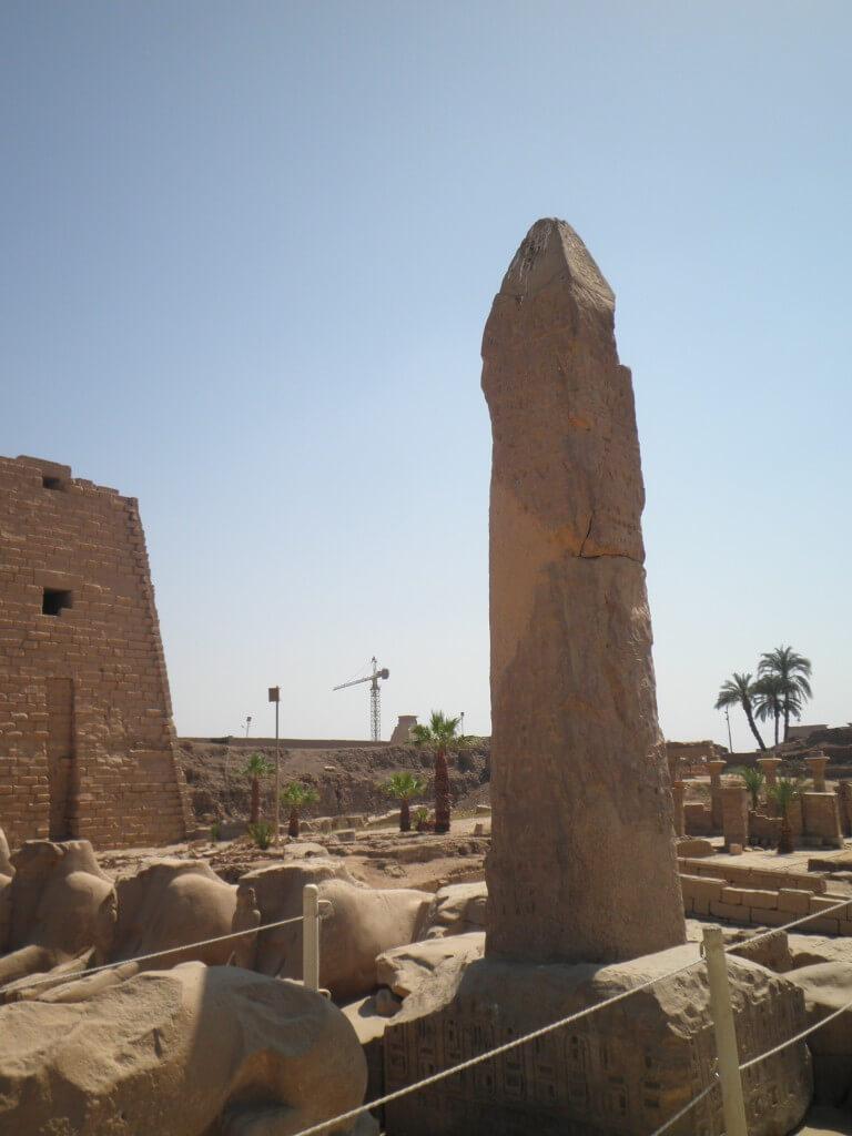 カルナック神殿 ルクソール