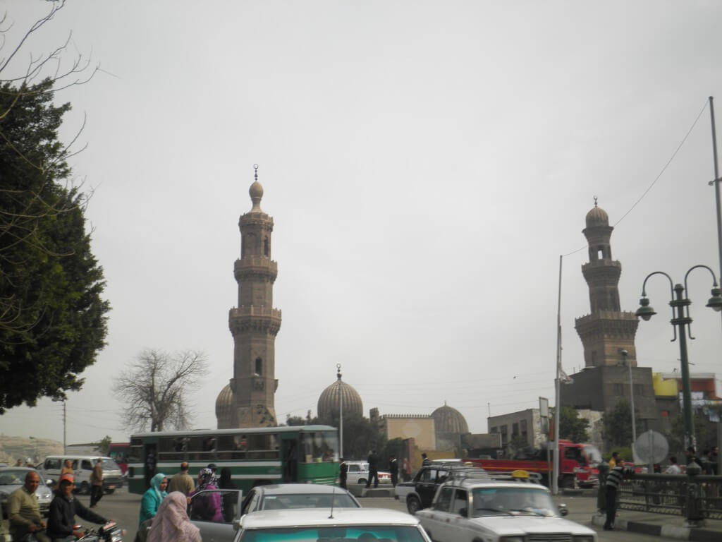 オールドカイロ イスラム地区