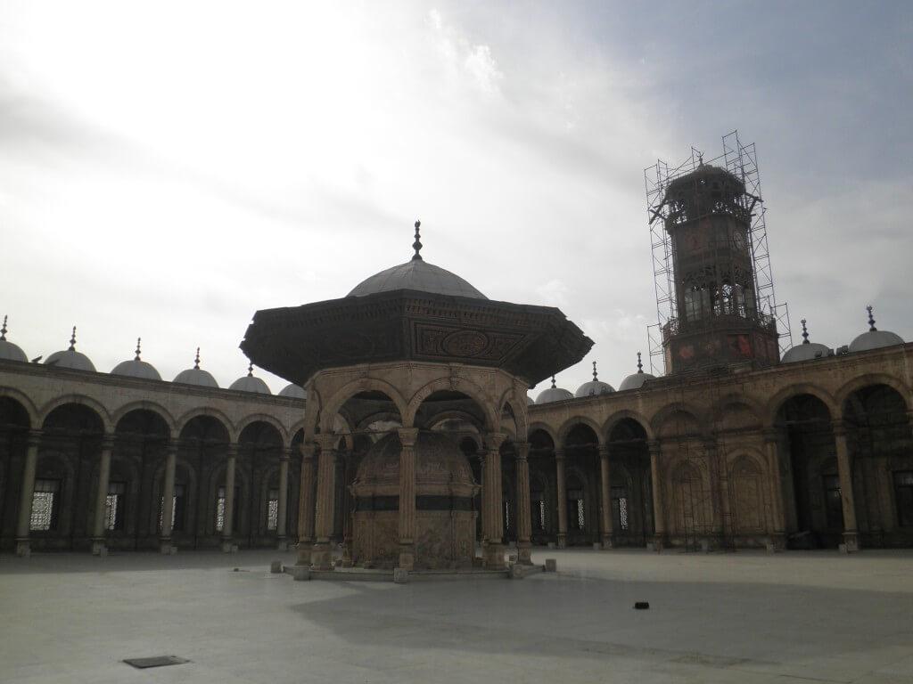 シタデル モスク オールドカイロ