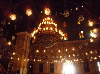 オールドカイロの観光でシタデルのモスクは一見の価値があります