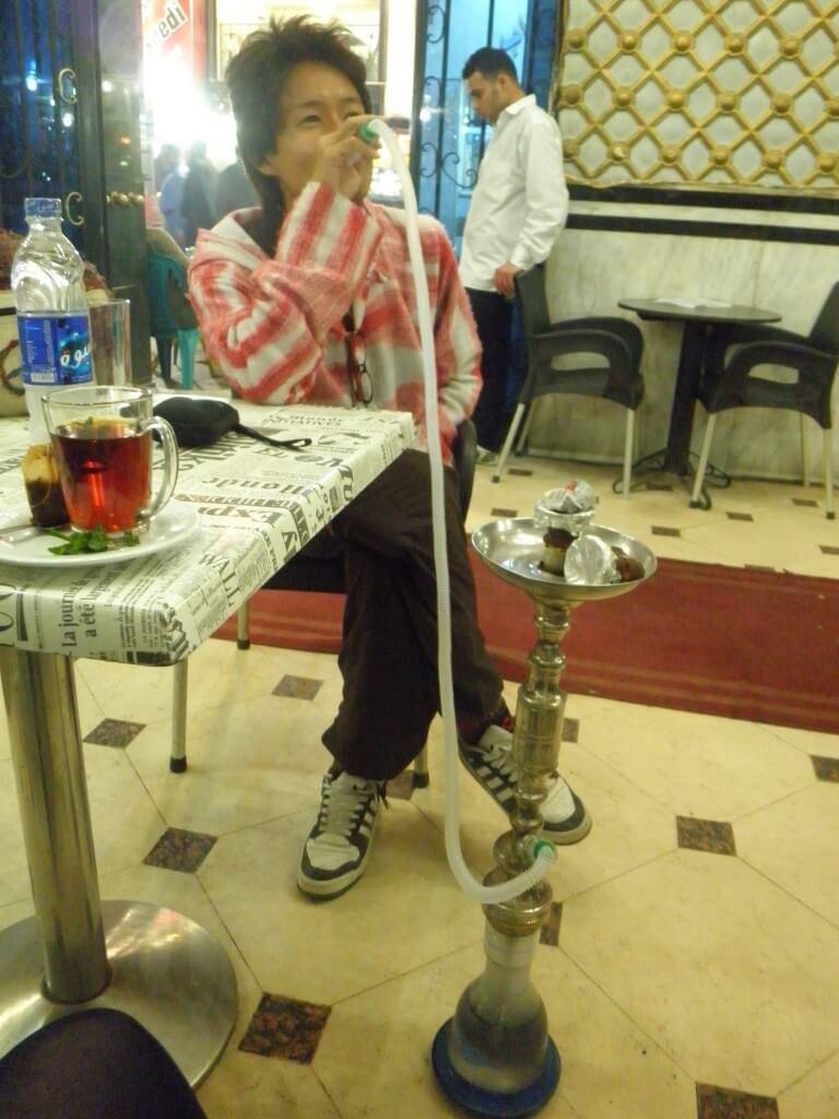 エジプト カイロ シーシャ 水タバコ