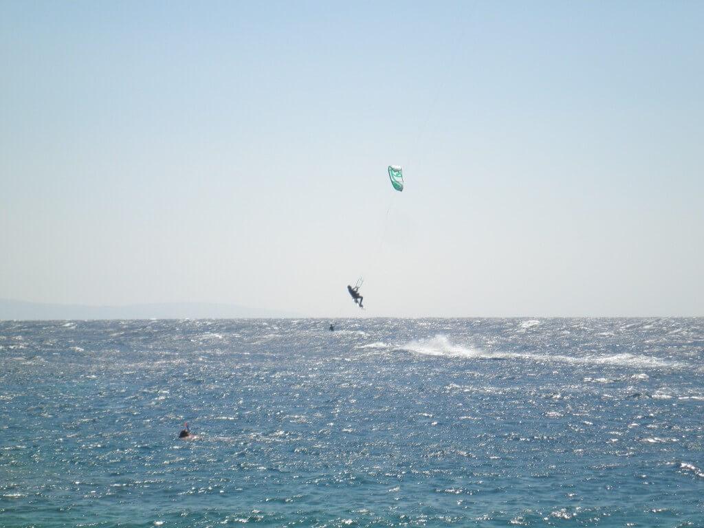 ダハブ カイトサーフィン