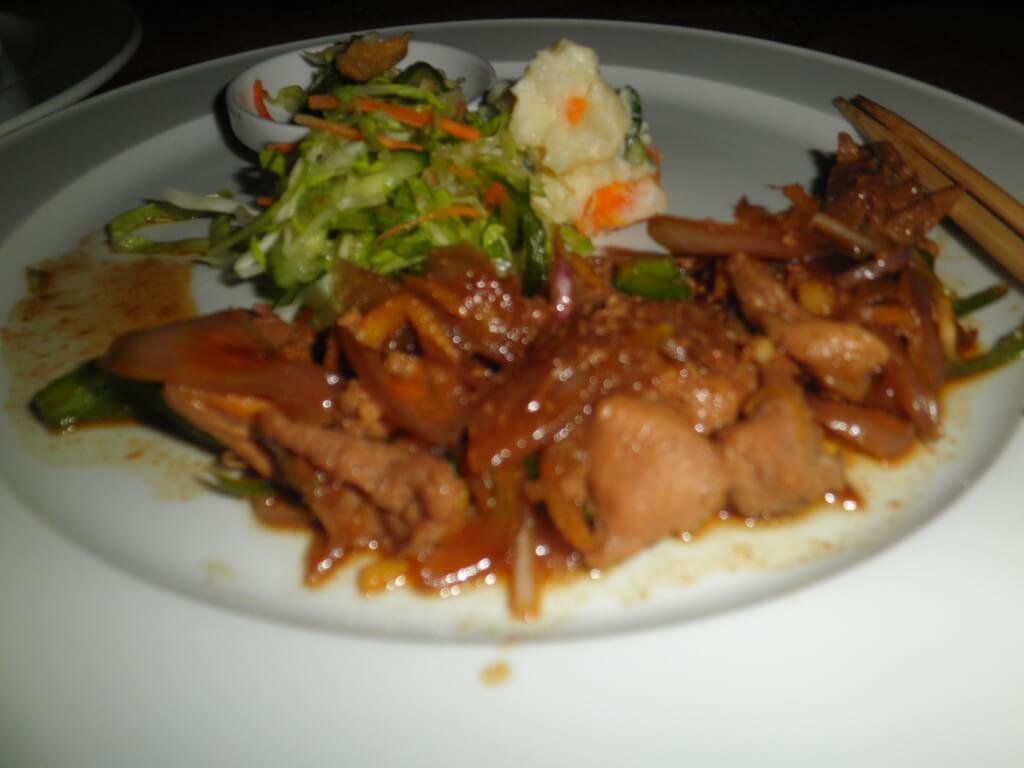 ダハブ セブンへブン 日本食レストラン