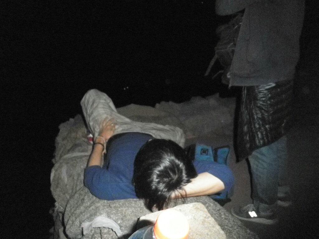 シナイ山登山 過酷