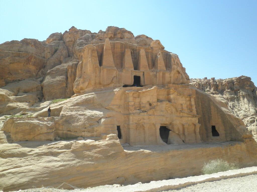 新世界7不思議 ヨルダン ペトラ遺跡