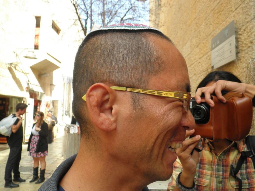 ユダヤ教 ハット お土産