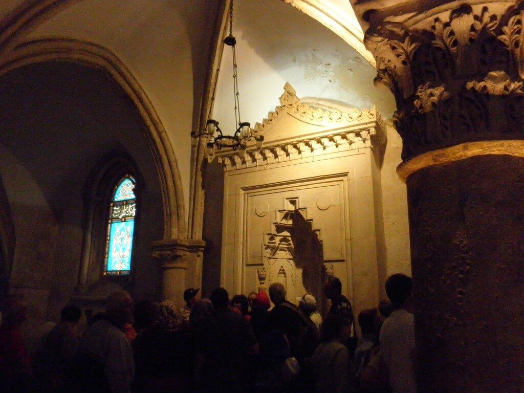 エルサレム 最後の晩餐の地 キリスト教