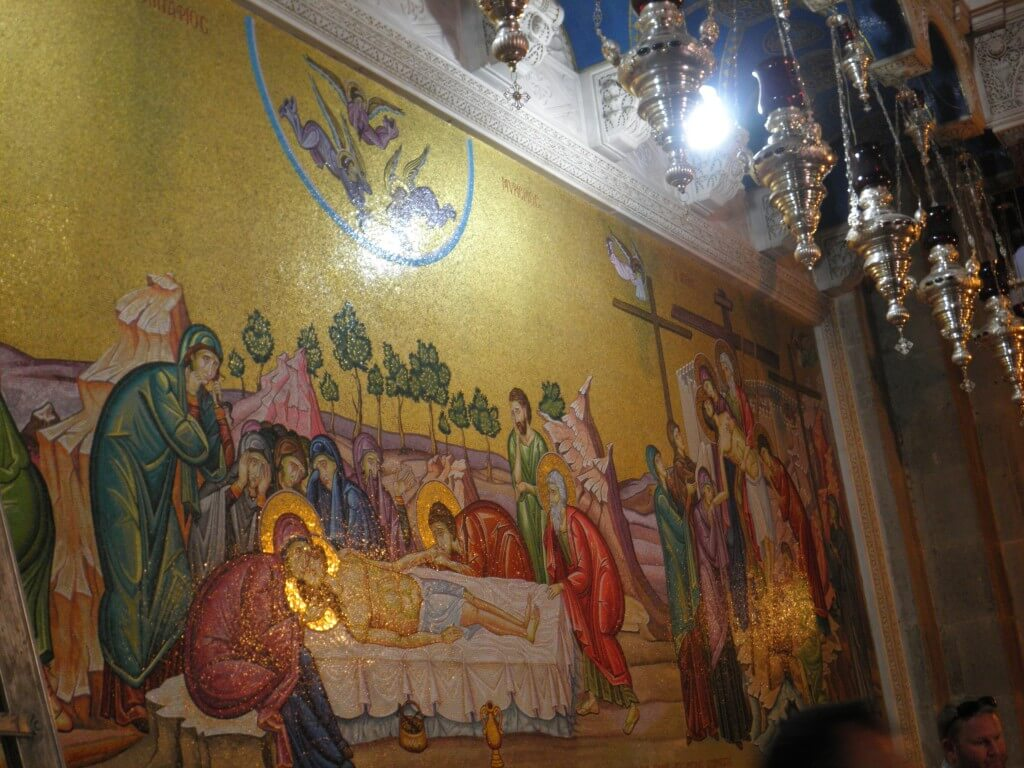 聖墳墓教会 エルサレム