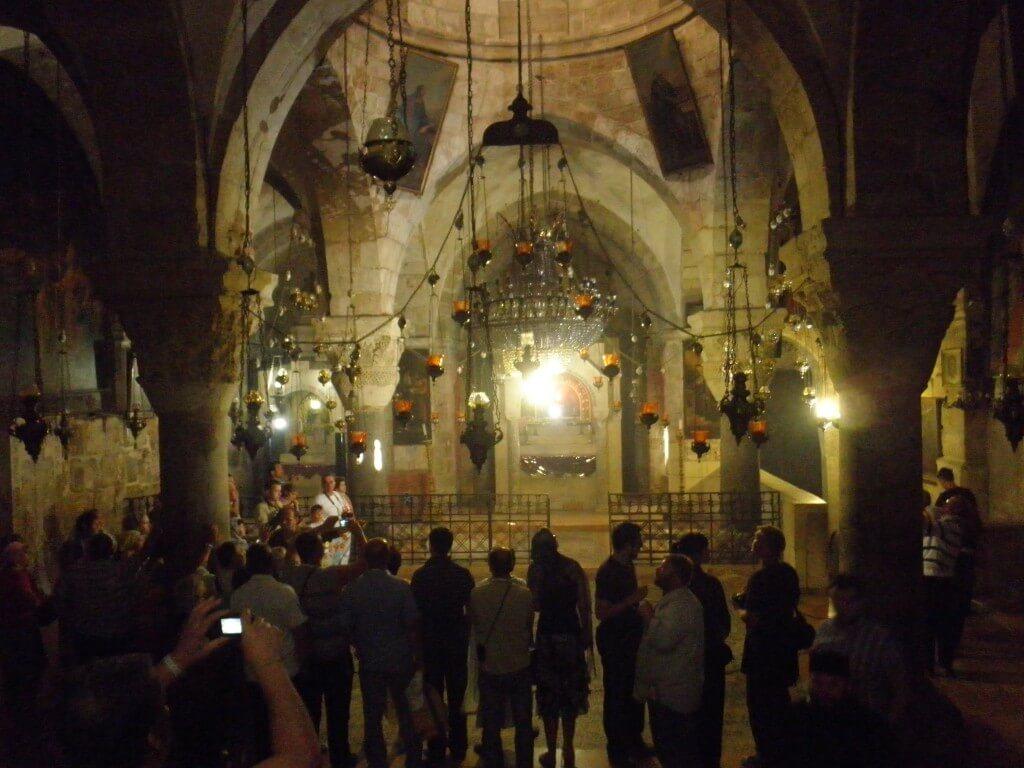 聖墳墓教会 エルサレム 各宗派の教会