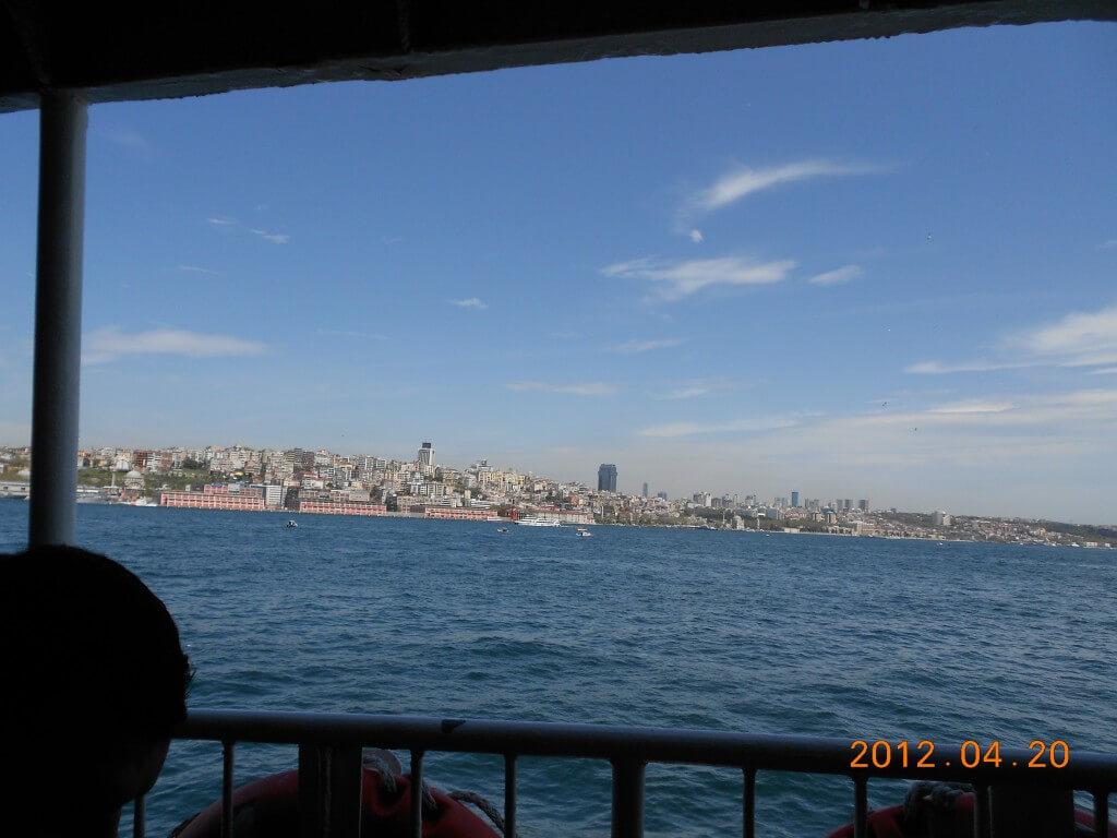 イスタンブール アジア街
