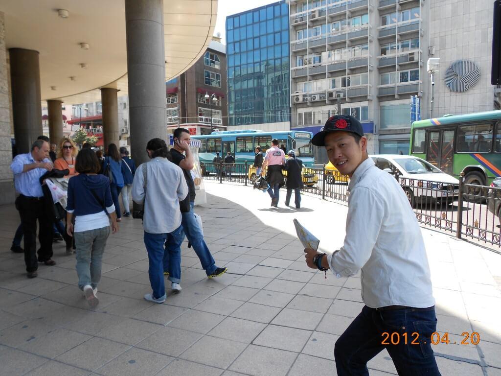 イスタンブール アジア街 うかれる日本人