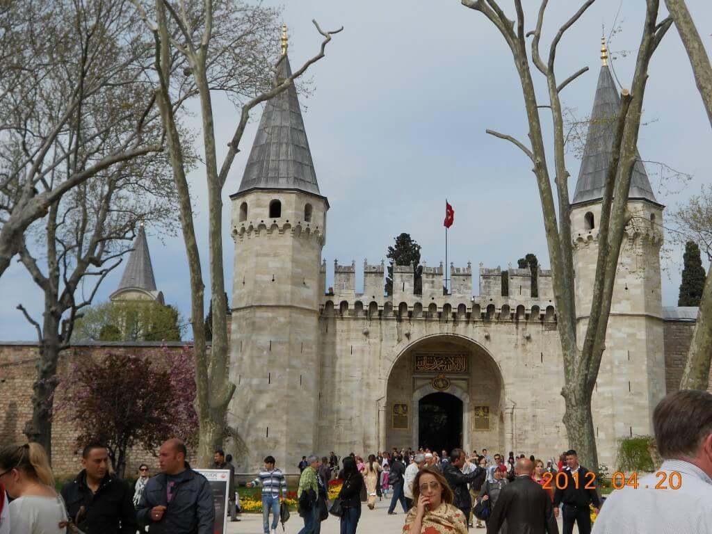 イスタンブール トプカプ宮殿