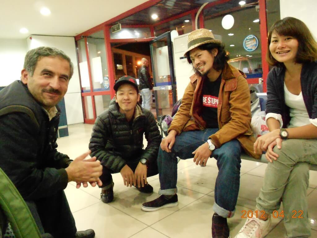 トルコ イスタンブール バスターミナル