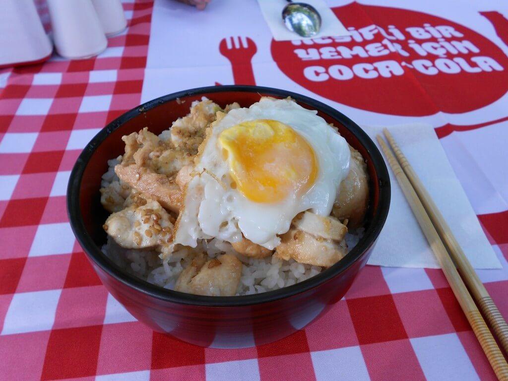 パムッカレ 日本食 ラム子のロカンタ