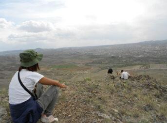 ギョレメ 丘 景色 絶景