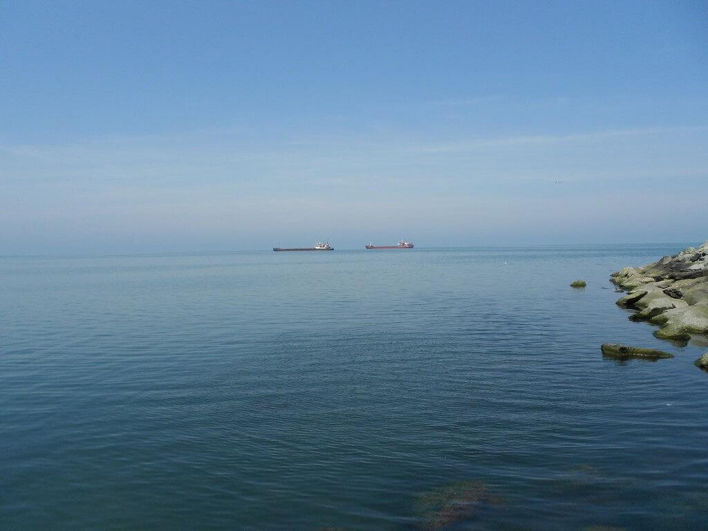 トラブゾン 黒海