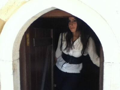今日の美女 スメラ僧院でみたトルコ美人