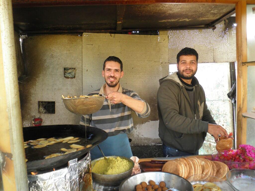 パレスチナ自治区 ヘブロン パレスチナ人 優しい