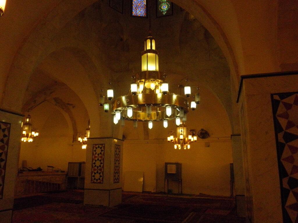 イブラーヒーミー・モスク 検問所 パレスチナ ヘブロン