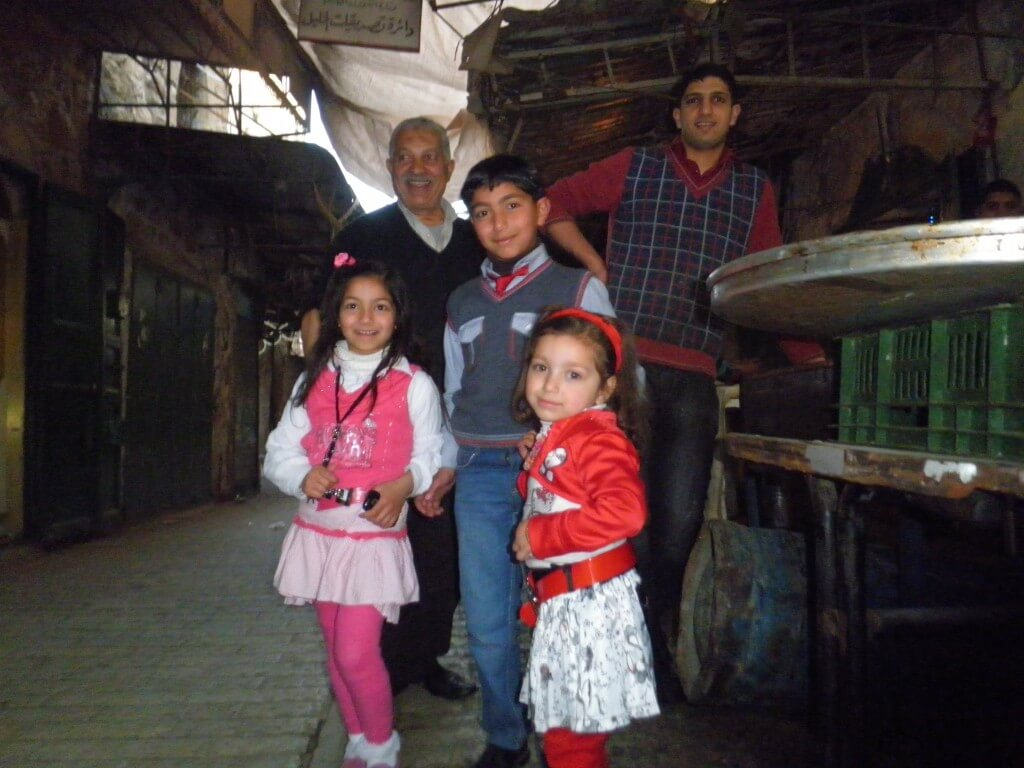 今日のコーラ 特別編 パレスチナ自治区ヘブロンであったパレスチナ人一家