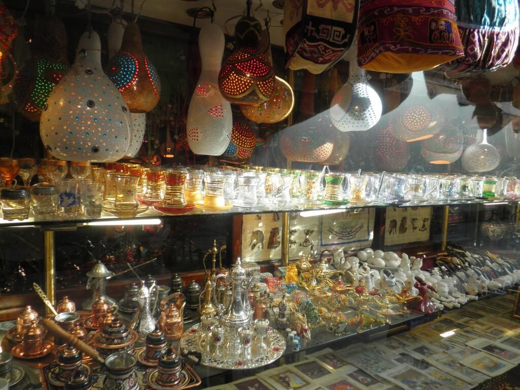 トルコ イスタンブール お土産 ティーカップ ガラスのグラス