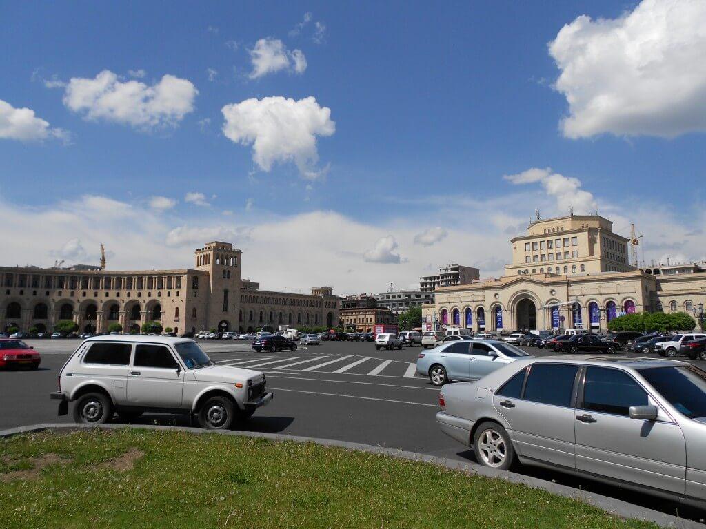アルメニア エレバン 観光