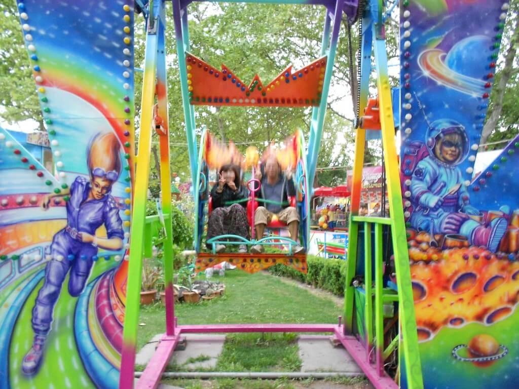 アルメニア エレバン 恐怖の遊園地
