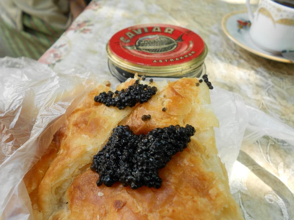アルメニア キャビア 安い しょっぱい
