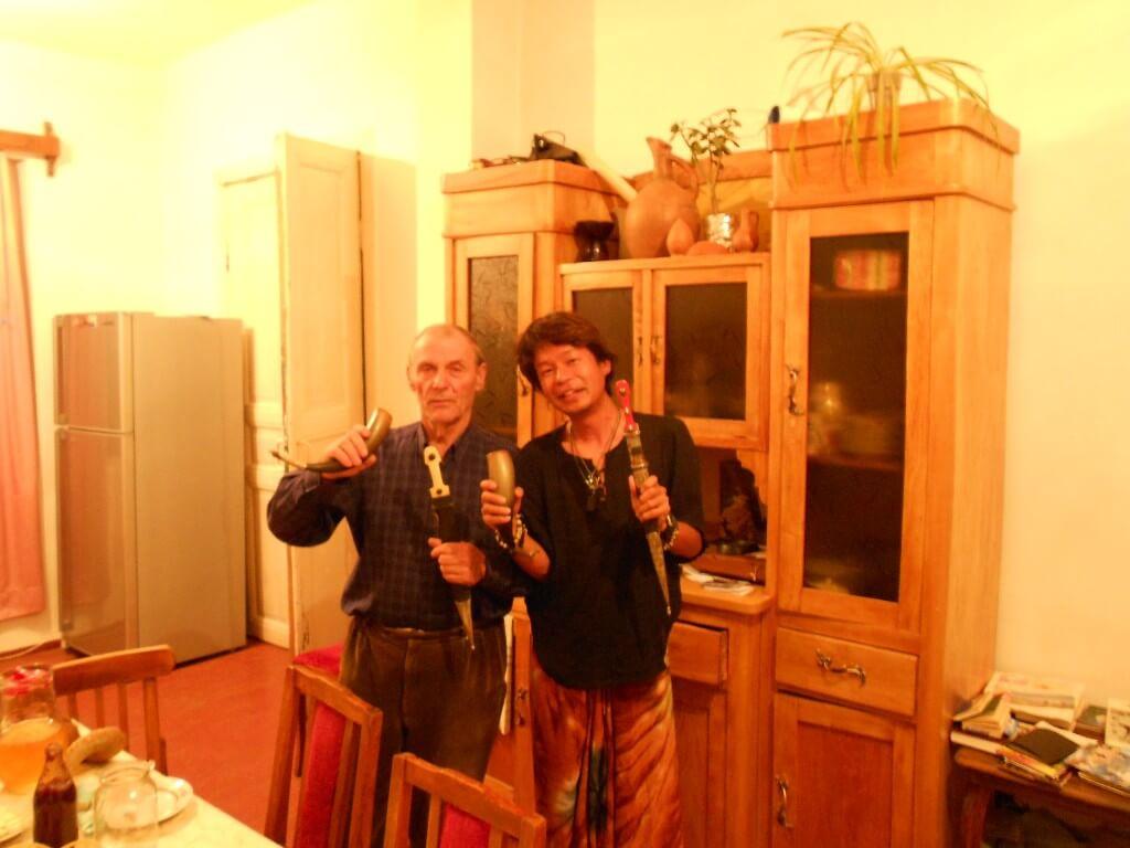 スリコメディコの家 クタイシからバトゥミ トラブゾン 行き方