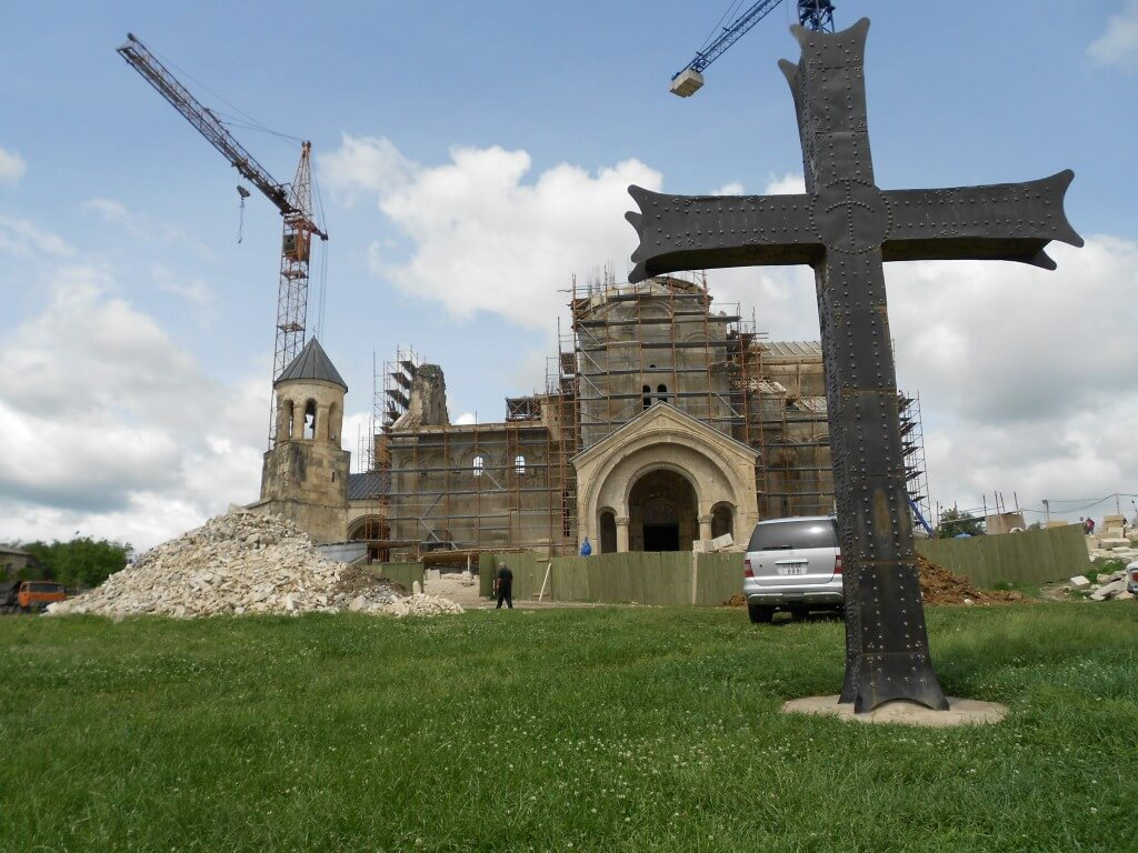バグラティ大聖堂 クタイシ グルジア