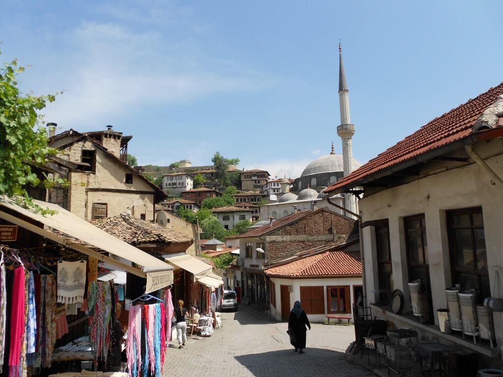 サフランボルの街並み トルコ